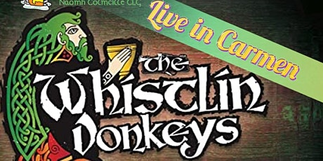 Carrickmore GFC presents the Whistlín Donkeys @ Pairc Colmcille tickets
