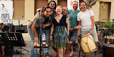 Martha Moreleón & Real Latin Group tickets
