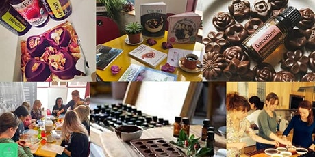 Raw Chocolate Making and dōTERRA Essential Oils tickets