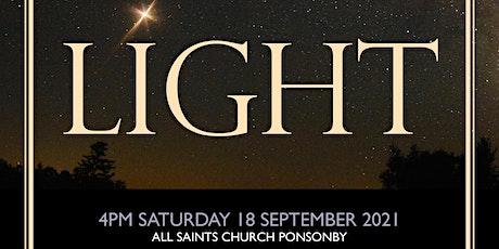 Cantorum - Light tickets