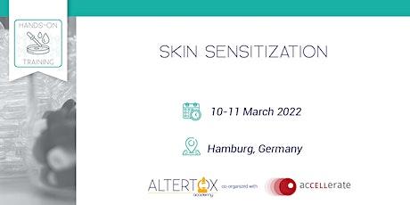 Skin sensitization tickets