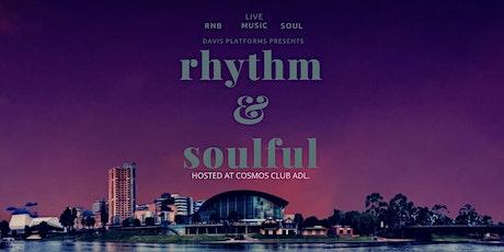 Rhythm & Soulful tickets