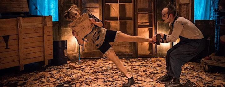 Immagine LUNATHICA - BALLATA D'AUTUNNO - Teatro nelle Foglie - Nole (22-23-24/07)