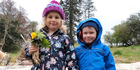 Family Foraging and Wild Crafting, North Glasgow tickets