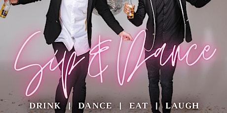 Sip & Dance tickets