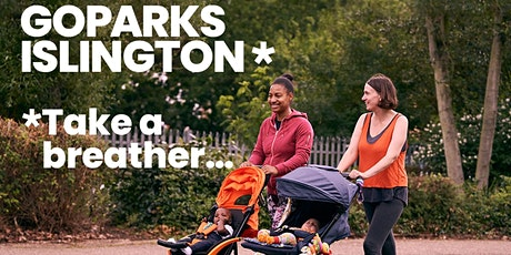 GoParksIslington - Discover the Parks tickets