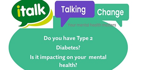 Emotional Wellbeing with Type 2 Diabetes tickets