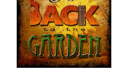 """Monthly """" Back to the Garden""""  Party tickets"""