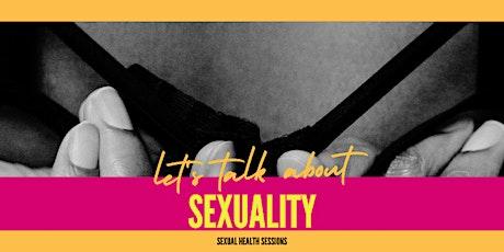 Sexuality Webinar tickets