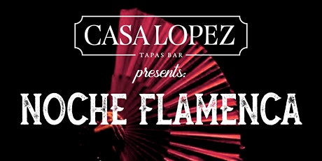 Noche Flamenca tickets