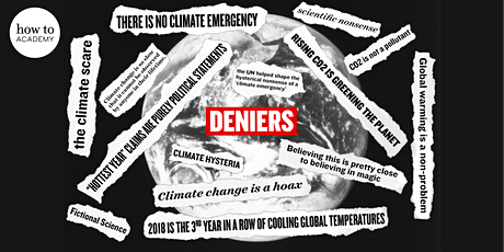 How To Talk to a Science Denier: From climate change to COVID tickets