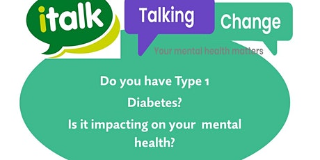 Emotional Wellbeing with Type 1 Diabetes tickets
