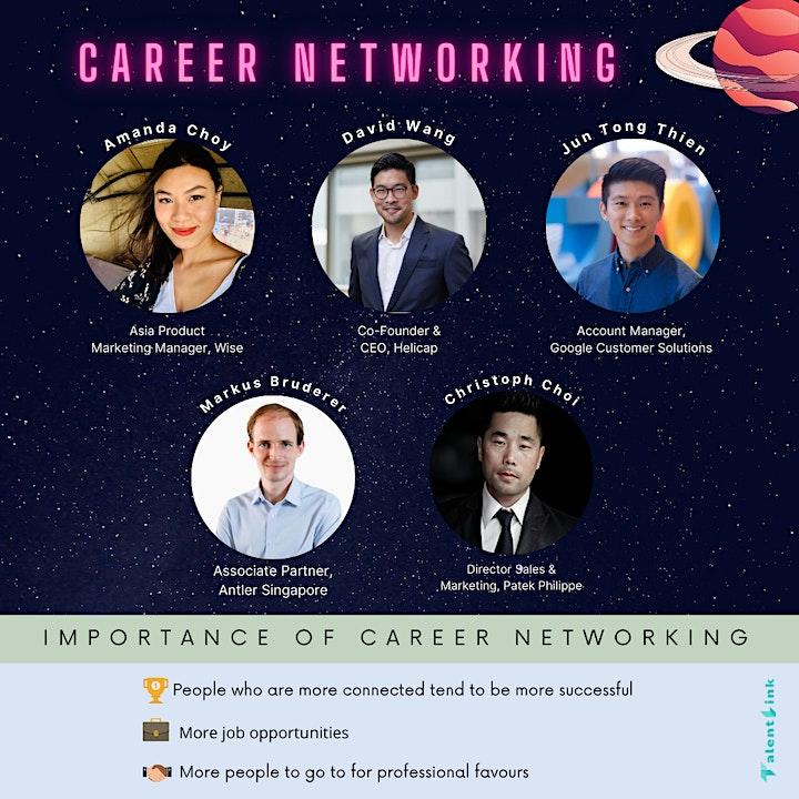 Career Networking Summit image