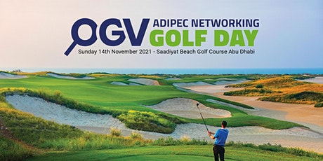 OGV Energy's ADIPEC Networking Golf Day 2021 tickets