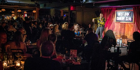 West Side Comedy Club - NYC's Best Comedy Club (Upper West Side) tickets