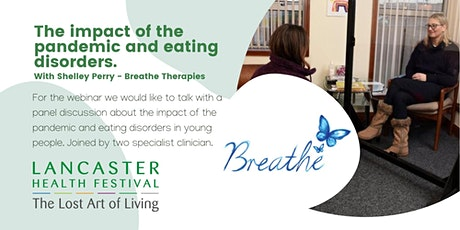 Breathe Therapies - Lancaster Health festival tickets