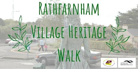 Rathfarnham Village Heritage Walk tickets