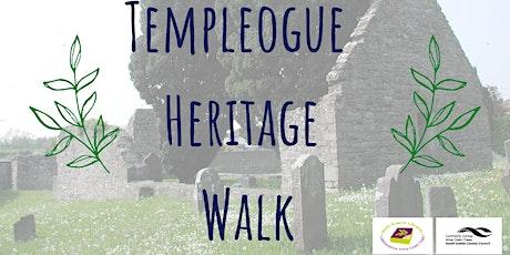 Templeogue Heritage Walk tickets