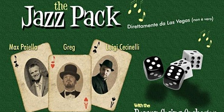The Jazz Pack - Una serata in swing biglietti