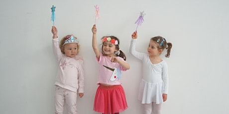 Early Years Dance Free Taster Class for 2-3 year olds tickets