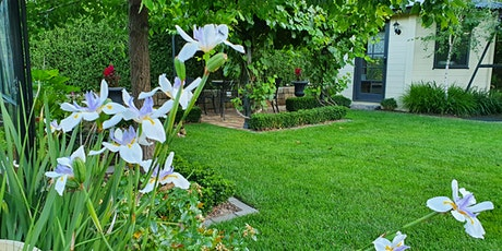 Garden Design Tour and Discussion tickets