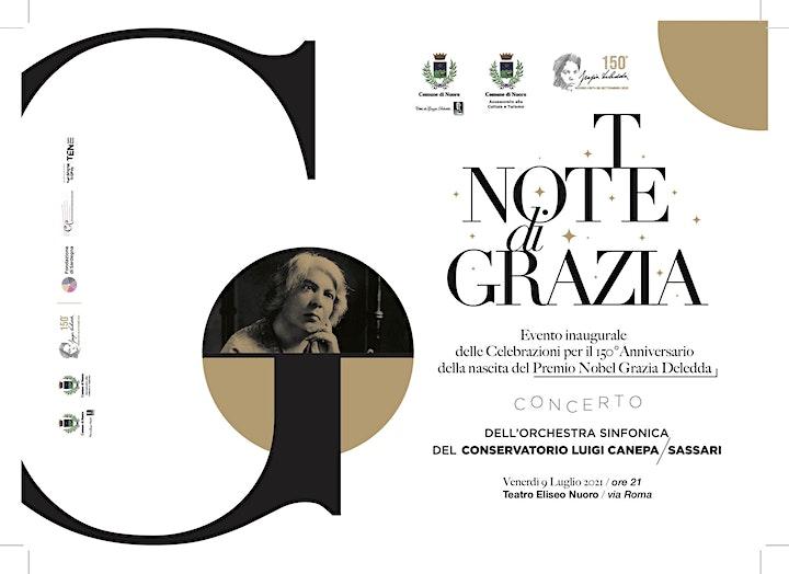 Immagine Concerto inaugurale delle Celebrazioni per i 150 anni di Grazia Deledda