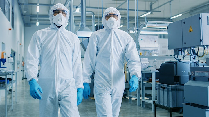 The Change in Medical & Cleanroom Clothing image