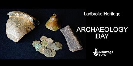 Ladbroke Heritage : Archaeology Day tickets