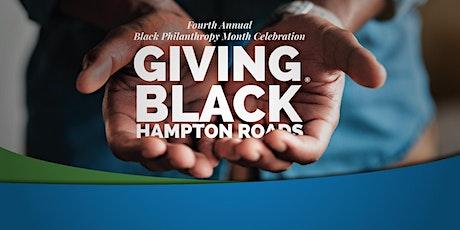 Black Philanthropy Month Celebration 2021 tickets