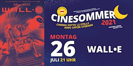 WALL•E - Cinesommer 2021 (DE) biglietti