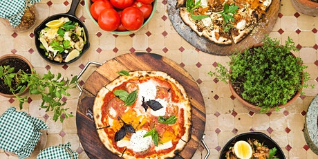 Wood Fired Pizza Cooking Experience tickets