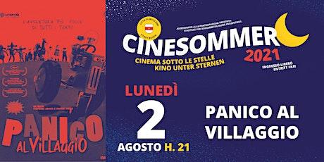Panico al villaggio - Cinesommer2021 biglietti