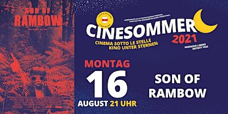 Der Sohn von Rambow - Cinesommer 2021 (DE) Tickets