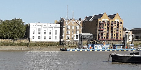 CBA London heads east to explore Wapping riverside tickets