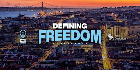 Think Tank Central: Defining Freedom tickets