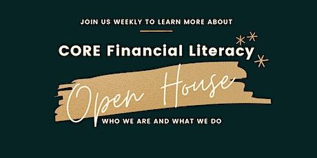 CFL Open House - Fridays AM tickets