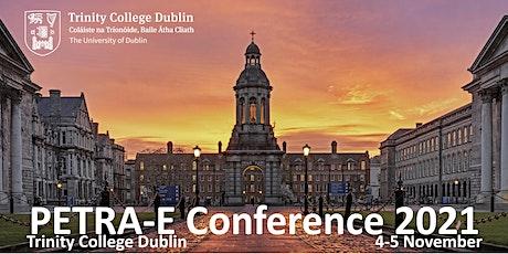 PETRA-E Conference 2021 tickets