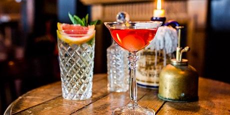 Bottomless Cocktails - Bank Holiday tickets