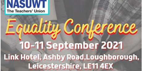 NASUWT East Midlands Equality Conference tickets