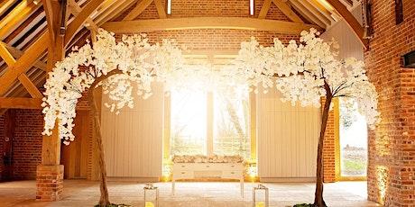 Rackleys Chiltern Hills Wedding show tickets