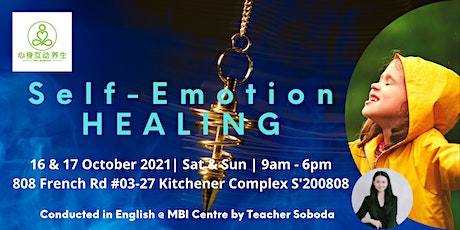 Self-Emotion Healing - 2 Full Days Course tickets