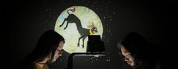 Immagine LUNATHICA - IL CACCIATORE DI SOGNI - Ambiur Puppets - Nole (25/07)