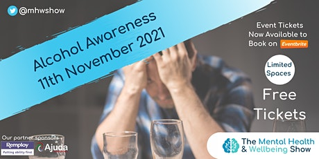 Mental Health Online: Alcohol Awareness tickets