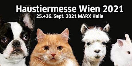 Haustiermesse Wien 2021 Tickets