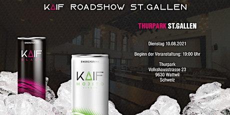 KAIF Roadshow  St.Gallen in Wattwil Tickets