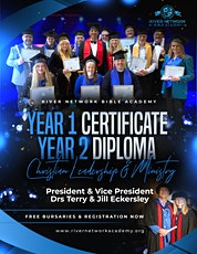 YEAR 2 DIPLOMA RIVERNETWORK BIBLE ACADEMY tickets
