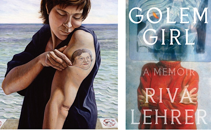 Riva Lehrer in conversation with Lawrence Weschler image