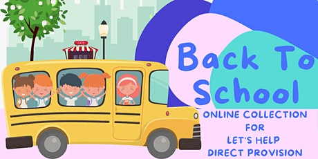 Back to School Collection tickets