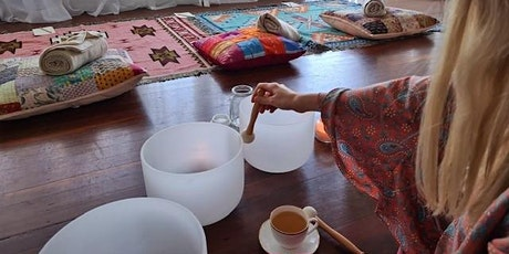 Crystal Sounds and Tea Ceremony Workshop tickets