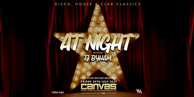 Canvas At Night: Disco, House & Club classics